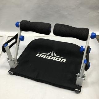 新品同様!腹筋マシン DABADA トレーニング 筋トレ 健康器具 エクササイズ 宅トレ Cの画像