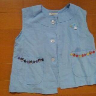 諏訪市立保育園 夏の園児服 Mサイズ