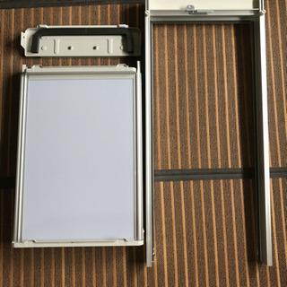 CORONA ウインドウエアコン用テラス窓用取付枠WT-8 & WA8
