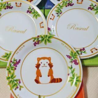 ラスカル フランダースの犬 皿