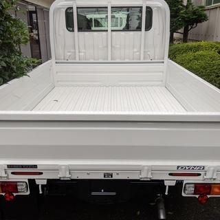 トヨタトラック DYNA(KDY281-PBPBY)新品あおり3辺