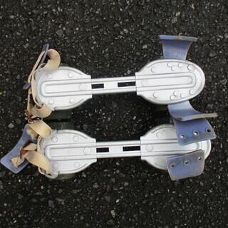 昭和のローラースケート