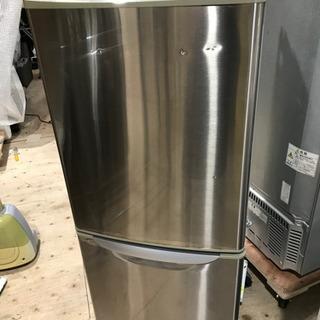 ナショナル冷凍冷蔵庫135L NR-B141JS-ST