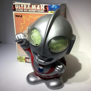 #4016 ウルトラマン サウンド貯金箱