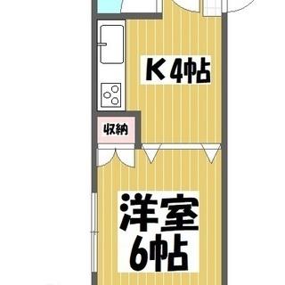 🌸祐天寺駅 徒歩12分 1K 82,000円🌷メゾンクボタ303...