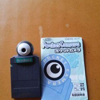 ゲームボーイ ポケットカメラ