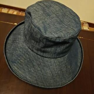 【オルビス】UV100%カット帽子