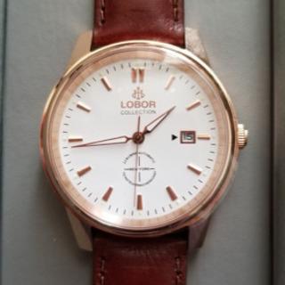 #注目!レトロでおしゃれなLOBOR腕時計