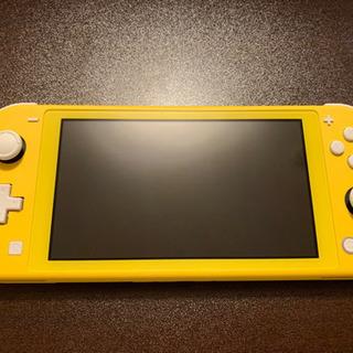 ニンテンドー 【最終値下げ】Switch Lite Yellow