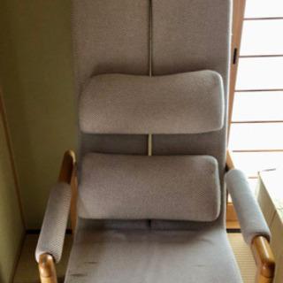 椅子、本体もあります
