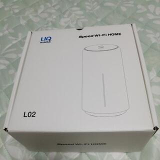 HUAWEI WiMAX ホームルーターL02