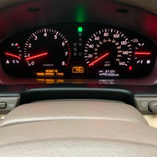 30セルシオ 前期or後期 レクサスLS430 スピードメーター