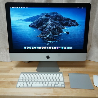 【中古(箱付き)】iMac 21.5-inch 2012年モデル...