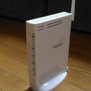 NEC製 ルーターAterm WR6670S と イーサネットコ...