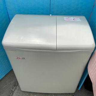 🌼激安 最安値 オススメ‼️HITACHI2槽式洗濯機PS-H35L🌼