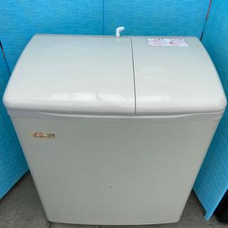 🌼激安 最安値 オススメ‼️HITACHI 2槽式洗濯機PS-H...