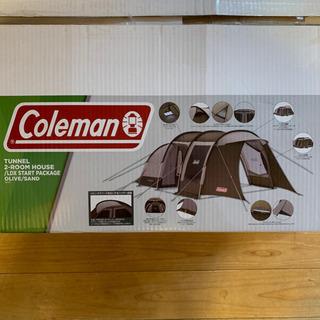 18日までの出品になります。コールマン Coleman テント ...