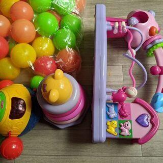 【新品あり】ベビーおもちゃ4点セット
