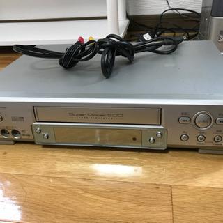 VHS ビデオデッキ MITSUBISHI