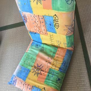座椅子2つ - 生活雑貨
