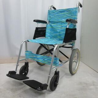 日進医療器 NAH-L7 介助式車椅子