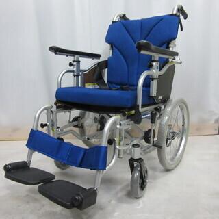 カワムラサイクル 介助式超低床車椅子 KZ16-38