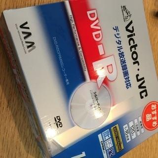 DVD-R(新品未開封)Victor・JVC