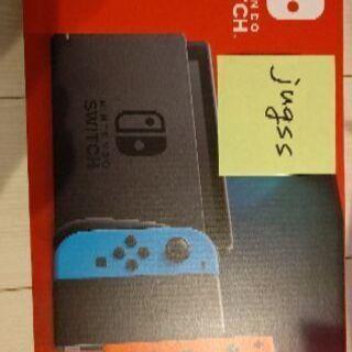 10月26日受け渡し可能 新品未使用  Switch本体ネオン