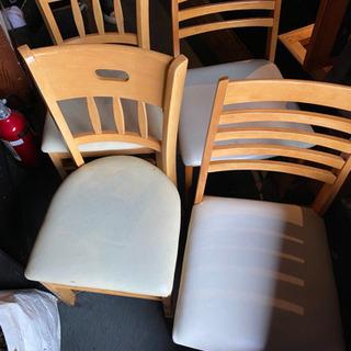椅子セット4個