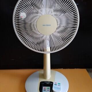 短期使用中古格安 扇風機 30cm、リモコン付き1台限り、…
