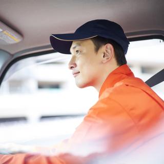 長期勤務できる方大歓迎☆高月収37万円の大型ドライバー募集!経験...