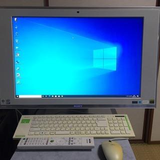 デスクトップパソコン テレビ付き