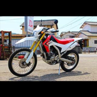 CRF250L オフロード バイク