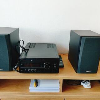CDコンポ KENWOODの画像