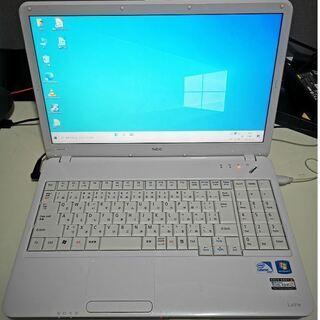 格安  ノ-トパソコン NEC LAVIE G