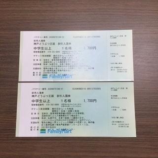 急いで!!8月6日までのお得チケット!!神戸どうぶつ王国