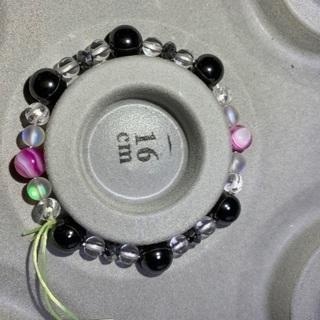 転売可⭕天然石使用。商品13番 瑪瑙、ツイスト水晶