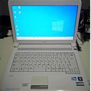 格安  ノ-トパソコン NEC LAVIE LE150/D