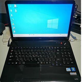 格安  ノ-トパソコン NEC LAVIE LS150/C