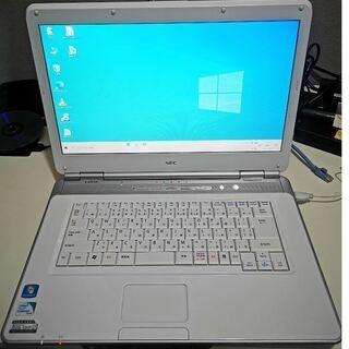 格安  ノ-トパソコン NEC LAVIE LL350/V