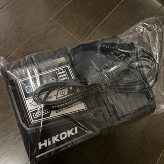 【ネット決済・配送可】ハイコーキ 急速充電器 新品