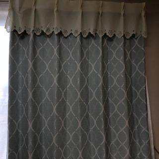 裏地付き遮光2級・遮熱カーテン オプション付 ニトリ