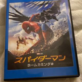 【値下げ】スパイダーマン ホームカミング Blu-ray