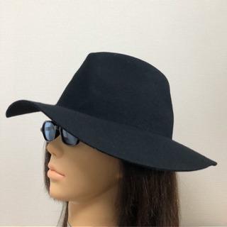 新品 帽子 ハット 黒