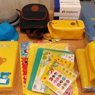 【新品】新羽幼稚園 制服・学用品 一式