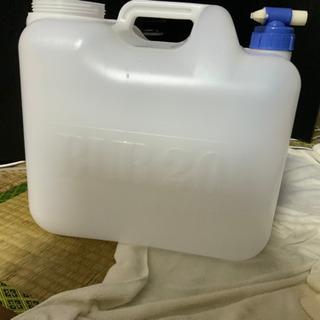 飼育水(バクテリアたっぷり) - 売ります・あげます