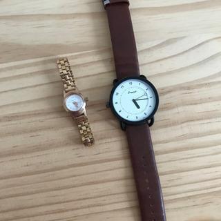 腕時計2本セット