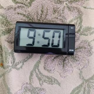 見やすいアナログ時計