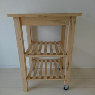 IKEA収納棚