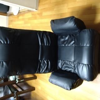 ニトリ肘つき回転式座椅子